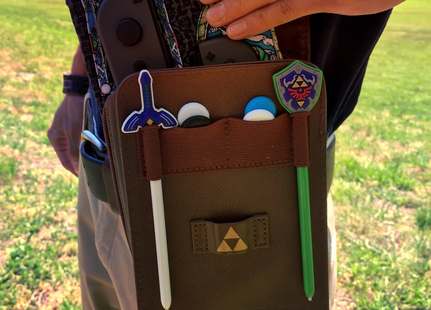 DIY Modders Are Using 3DS Cases To Carry Their Nintendo Switches Around
