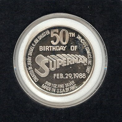 The Goofy Reason DC Comics Says Today Is Superman's Birthday