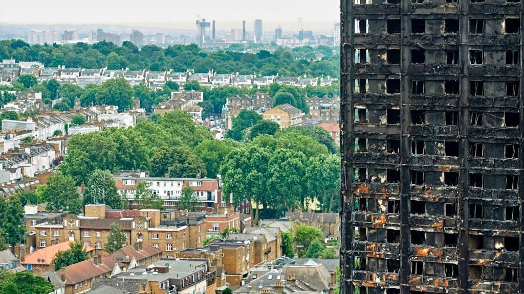 Several States In The US Allow The Same Cladding That Turned Grenfell Tower Into A Time Bomb