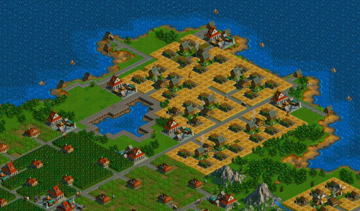 Classic Anno Strategy Games Are Getting Future-Proofed With 64-Bit Updates