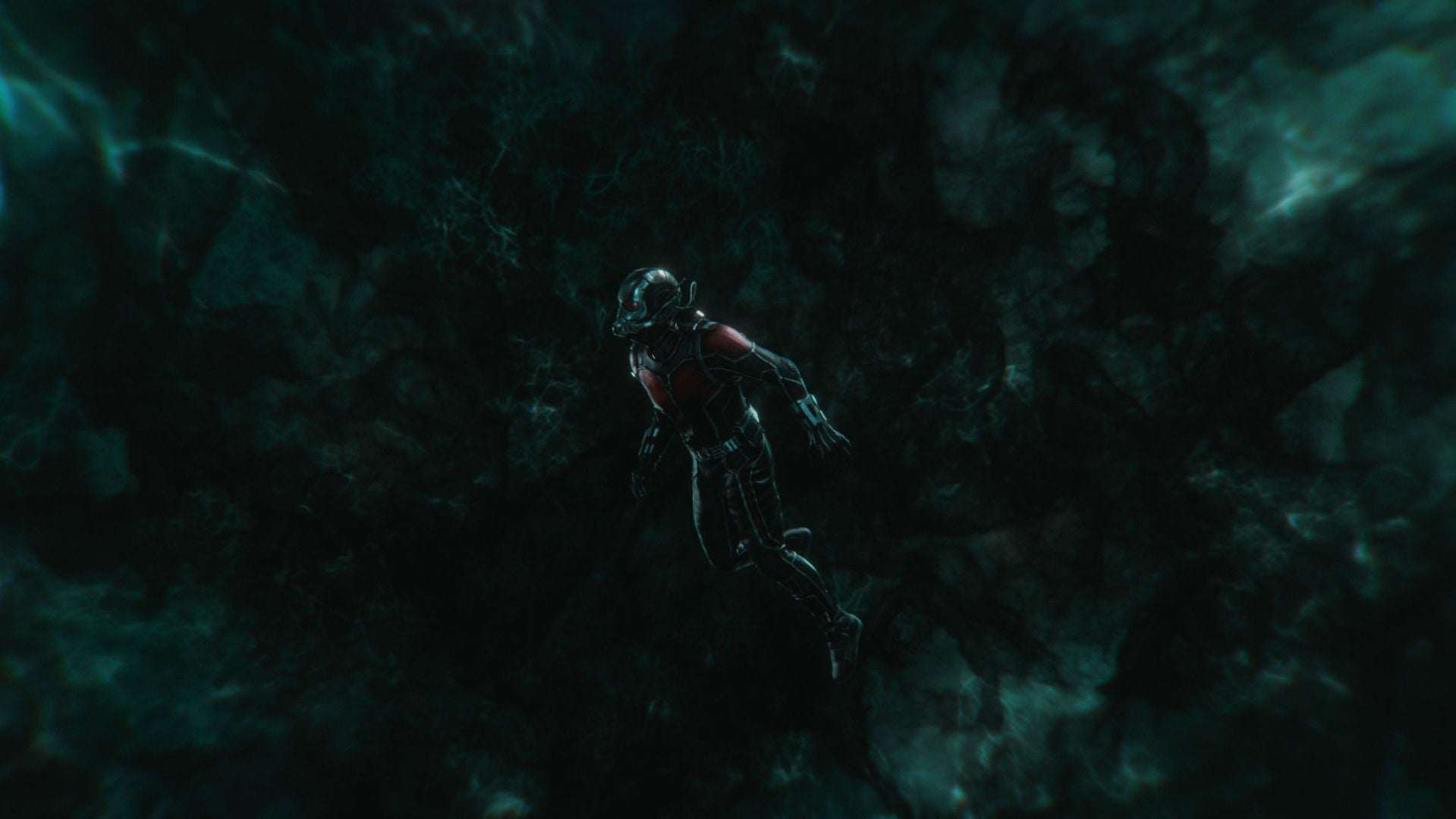 Ant-Man And The Wasp'sQuantum Realm Has Teases Of Marvel's Future