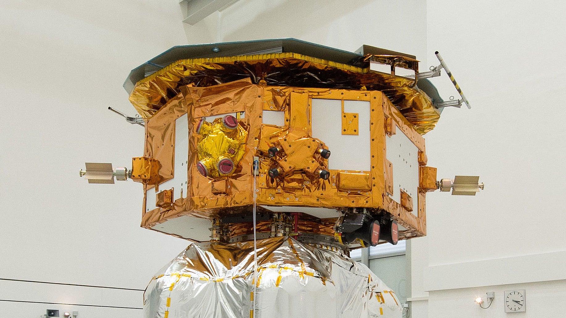 Space-Based Gravitational Wave Observatory Passes Huge Test