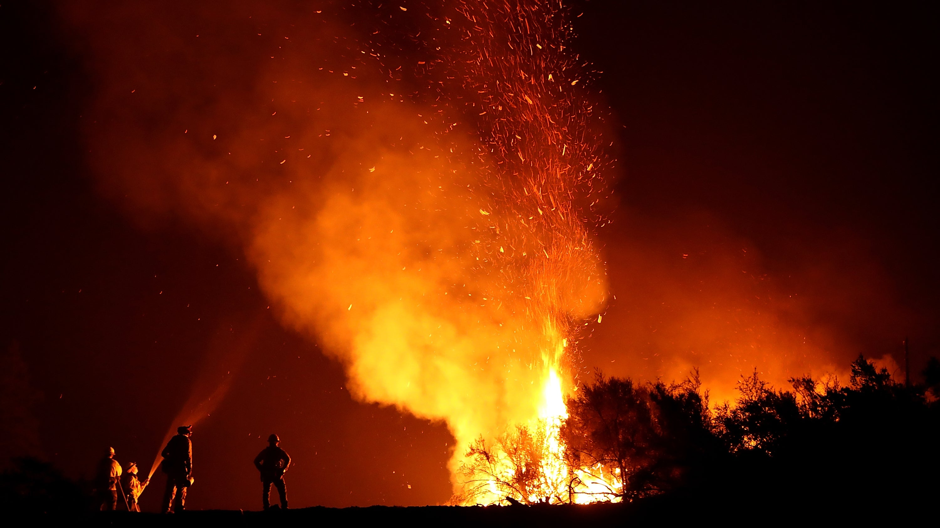 The Mendocino Complex Fire Has Now Spawned The Biggest Single Blaze In California History