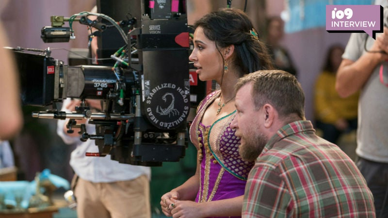 Guy Ritchie Talks Aladdin's Delicate Balance Of Disney Nostalgia And Modern Updates