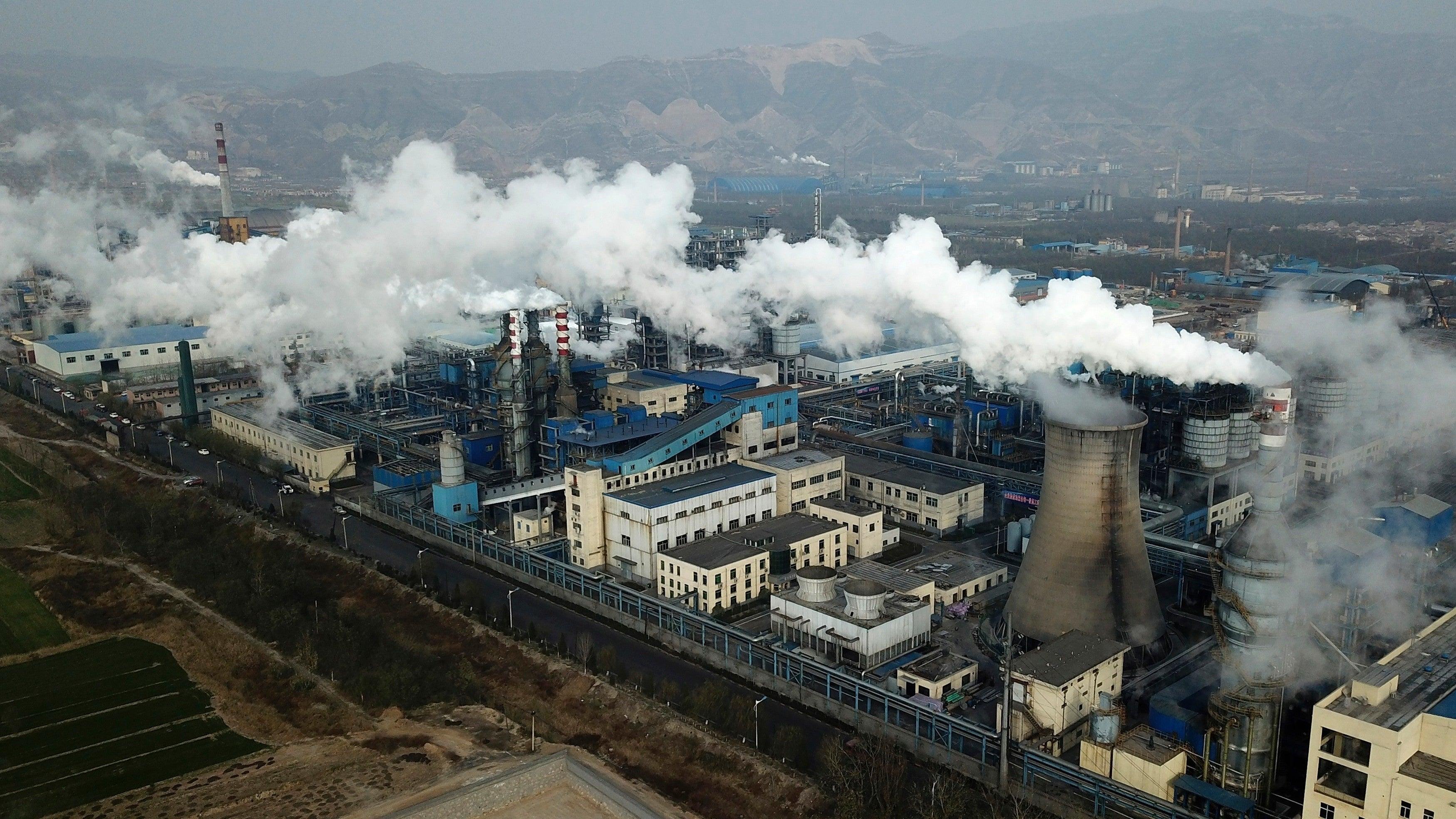 China's Air Pollution Is Already Worse Than Pre-Coronavirus Levels