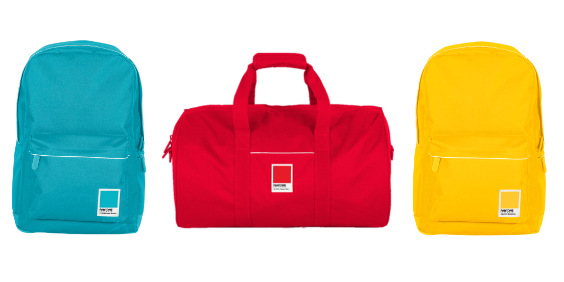 These Pantone Bags Put Some Designer Colour on Your Back