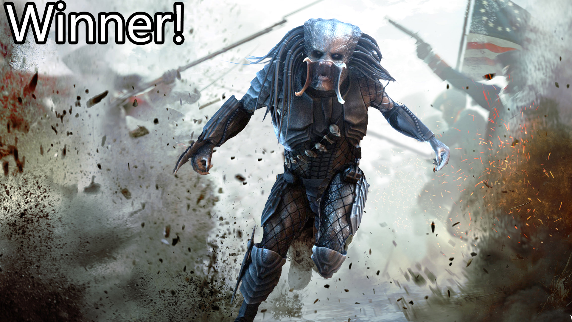'Shop Contest: The Predator, Winners!