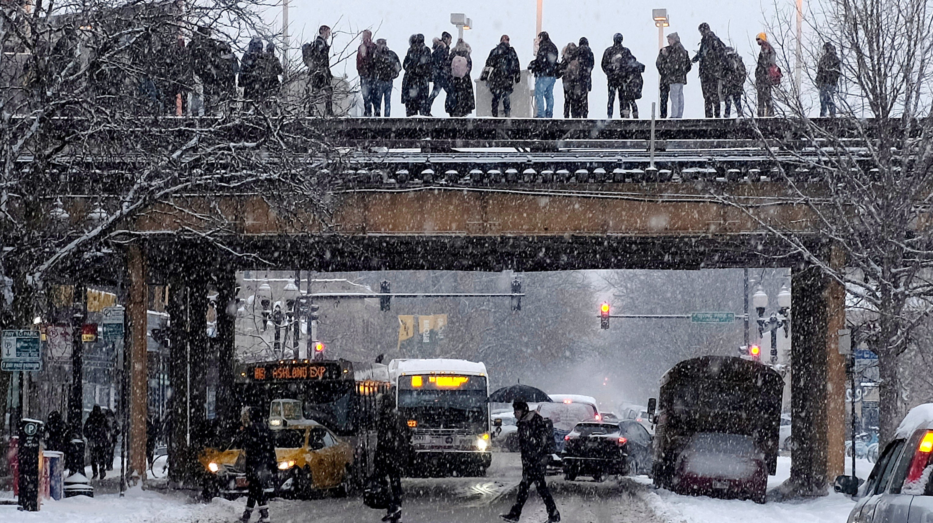 Chicago Scrambles To Protect Its Homeless From Life-Threatening Polar Vortex