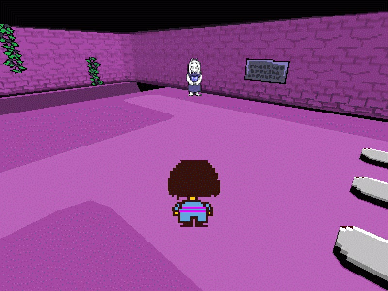 Someone Is Making A 3D Version Of Undertale