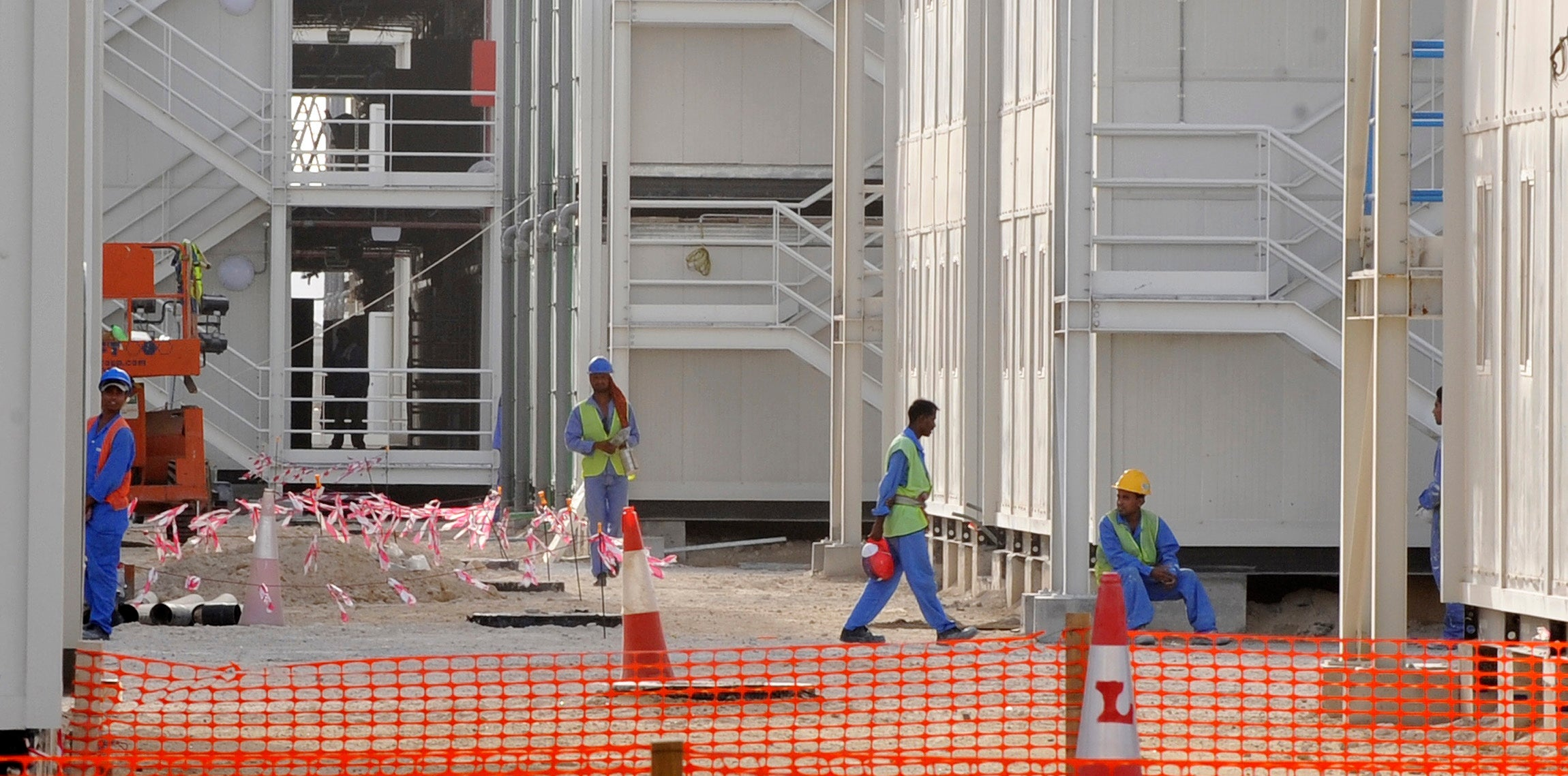 Museums and Universities Are Using Forced Labour to Build in Abu Dhabi