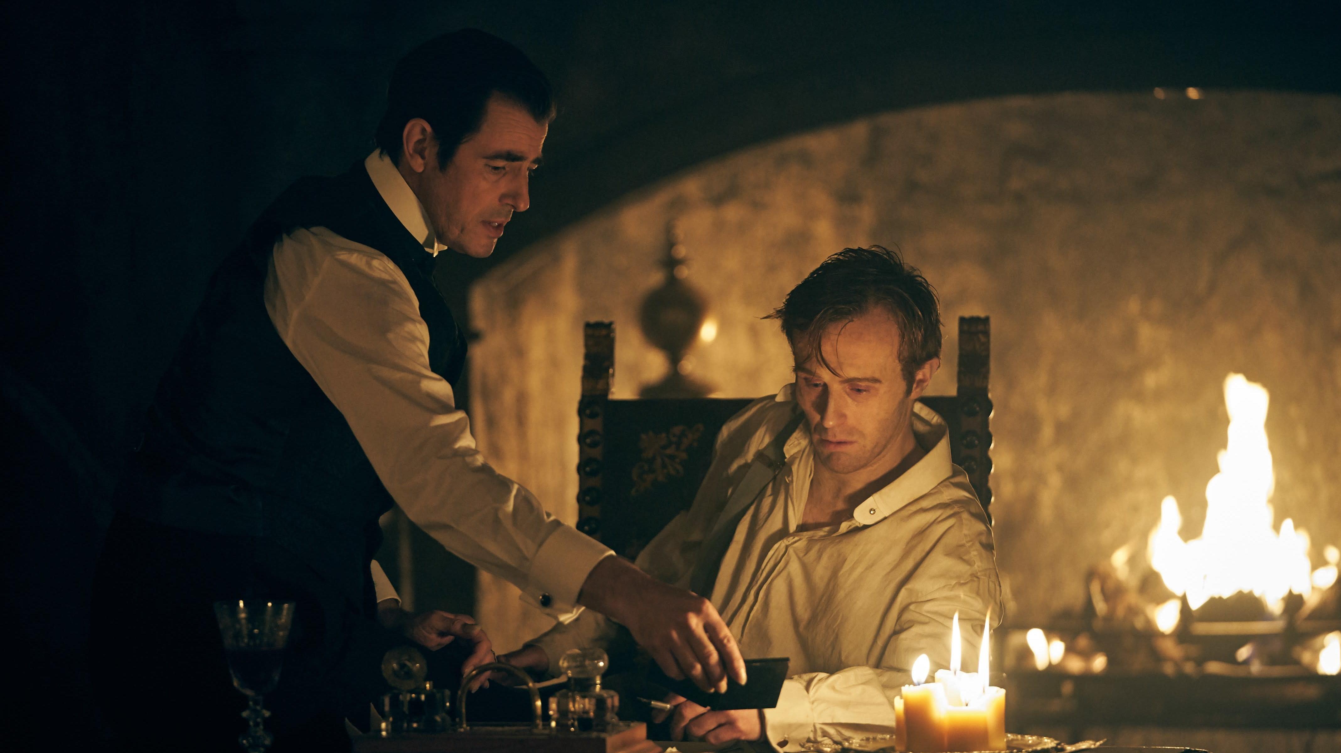 Steven Moffat's Dracula Trailer Teases A 'Bi-Homicidal' Villain