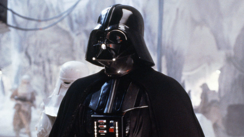 Darth Vader Appeared At The Rogue One Panel At Star Wars Celebration