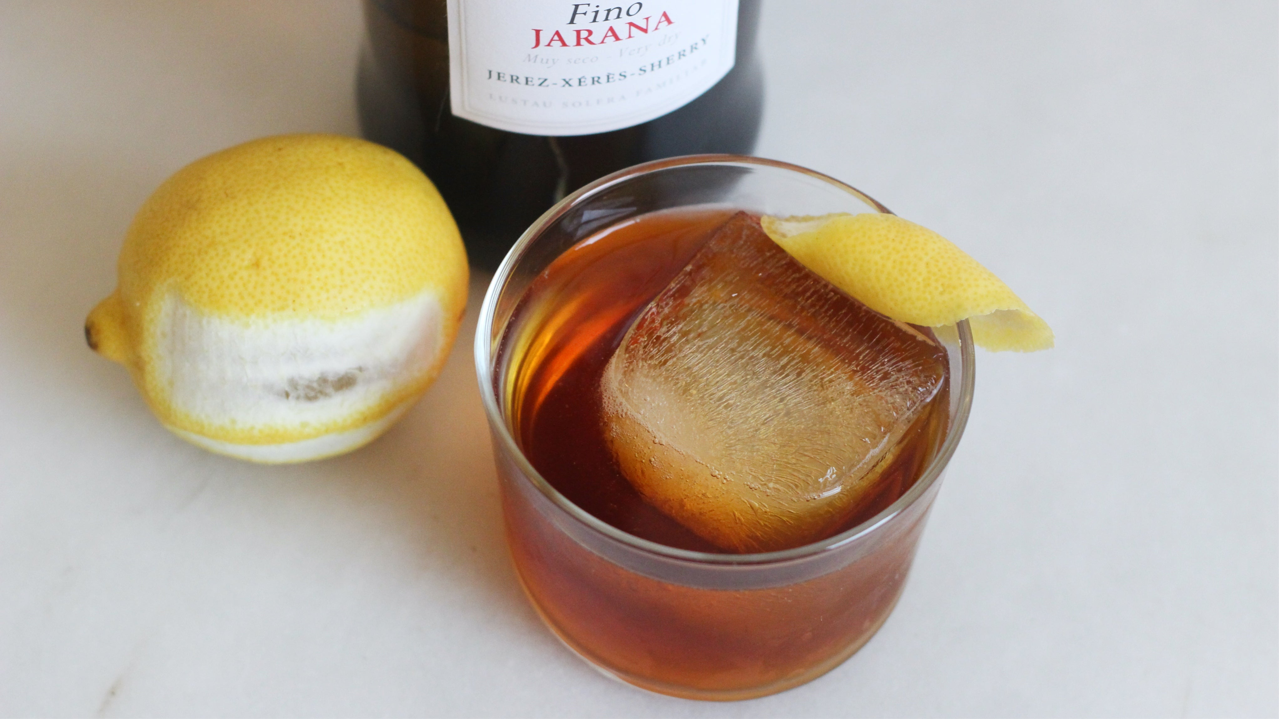 Ease Your Way Into Sherry With The Adonis