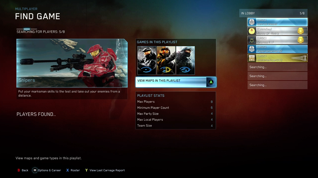 17 Weeks In, Halo: The Master Chief Collection Is Basically Working