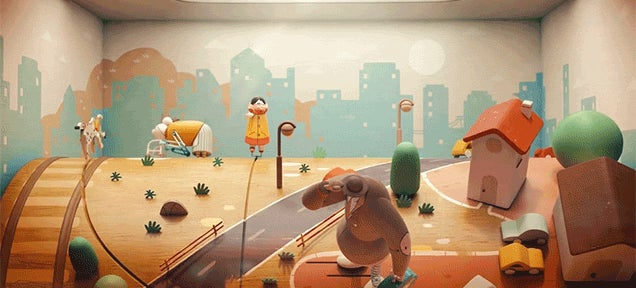 Animated Video Beautifully Recreates Old Penny Arcade Machines