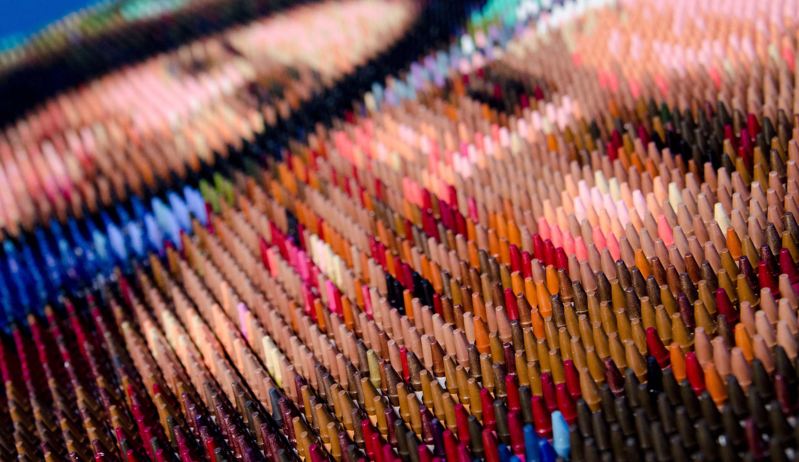 This Website Will Turn Your Photos Into Crayon Mosaic Masterpieces