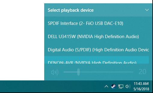 How To Customise Whether Windows Uses Speakers Or Headphones For