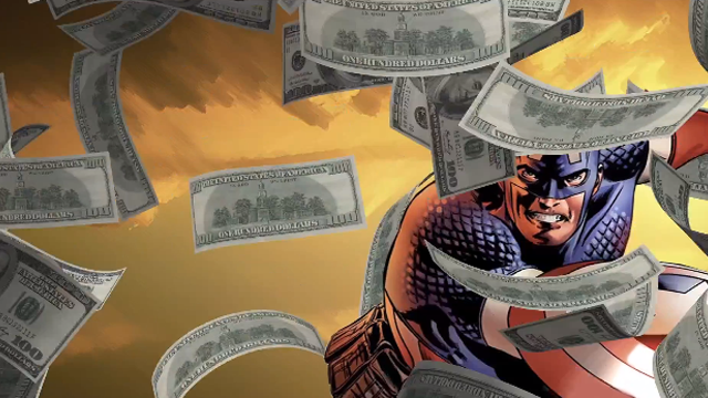 How Much It Would Cost To Be Captain America