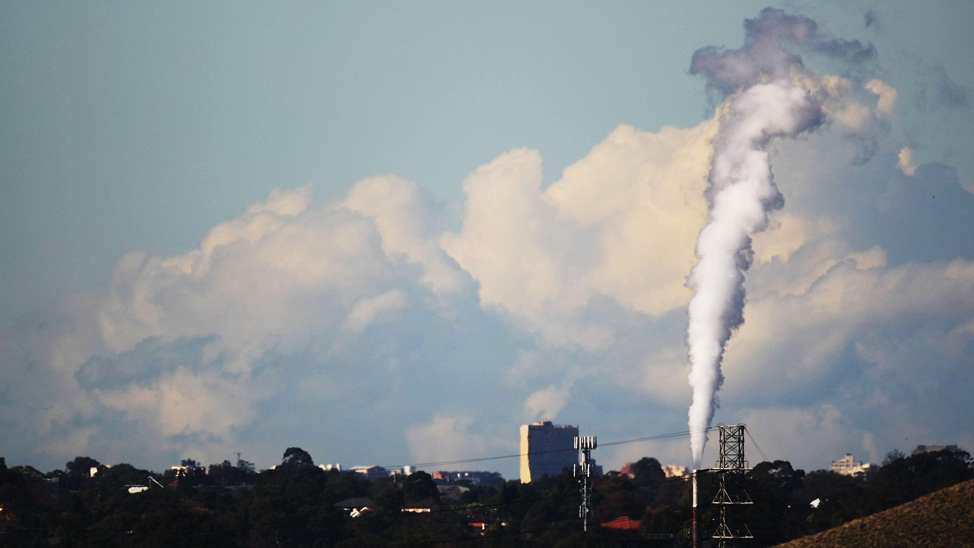 Australia Hits Worst Greenhouse Gas Emissions On Record
