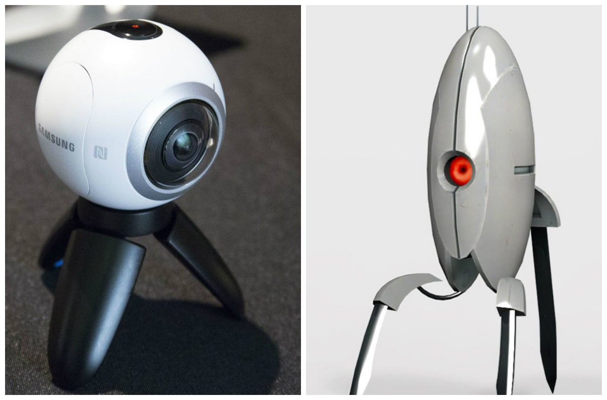 Samsung's Gear 360 Camera Wants to Make Everyone a VR Creator