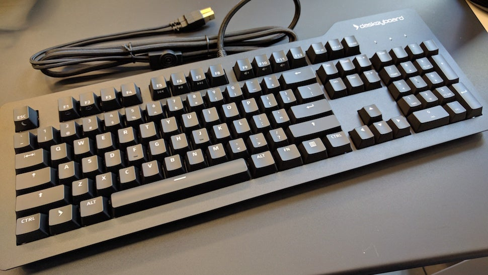 The Das Keyboard Prime 13 Is a Sleek, Backlit Mechanical Worth Checking Out