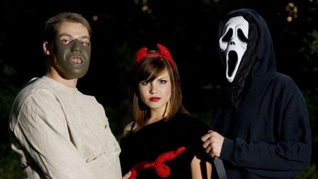 7 Half-Assed, Last-Minute Halloween Costumes