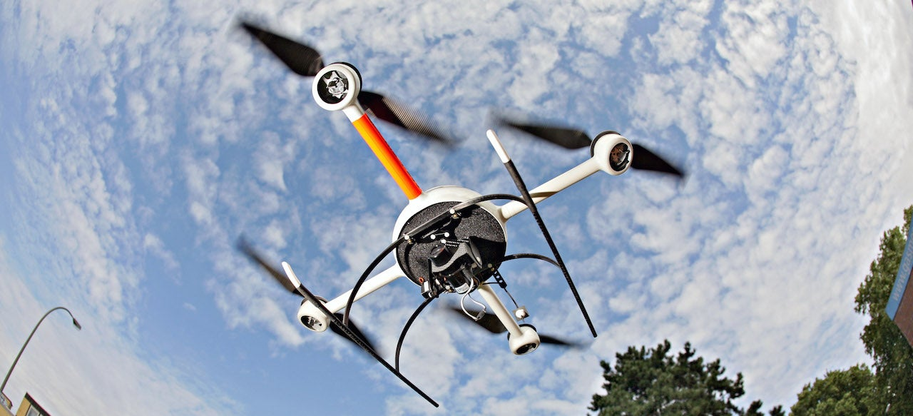 Scary New Drone Can Hack Your Phone From the Air