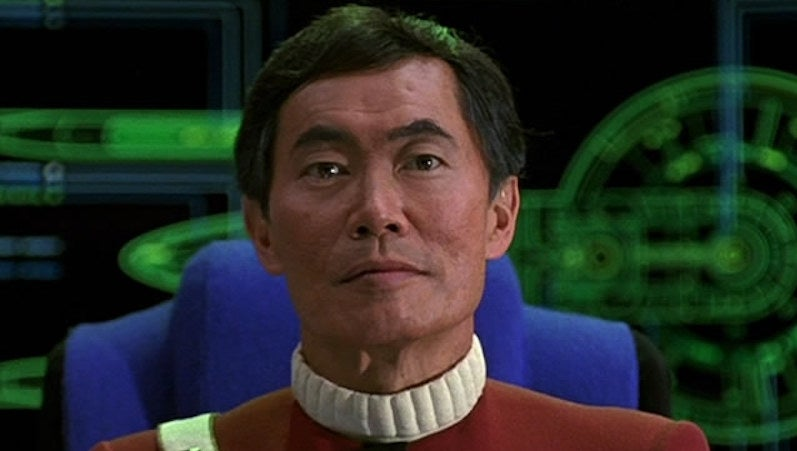 George Takei Tried To Convince The Team Behind Star Trek Beyond Not To Do That Big Development