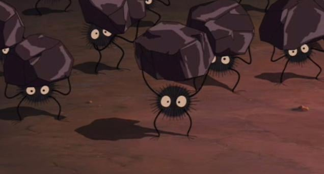 Spider Infestation Reminds People of Totoro