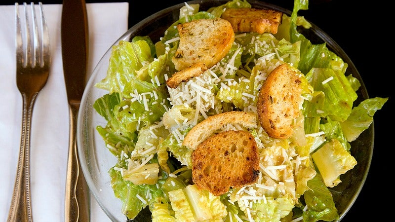 Make an Egg-Free Caesar Dressing Out of Cashews