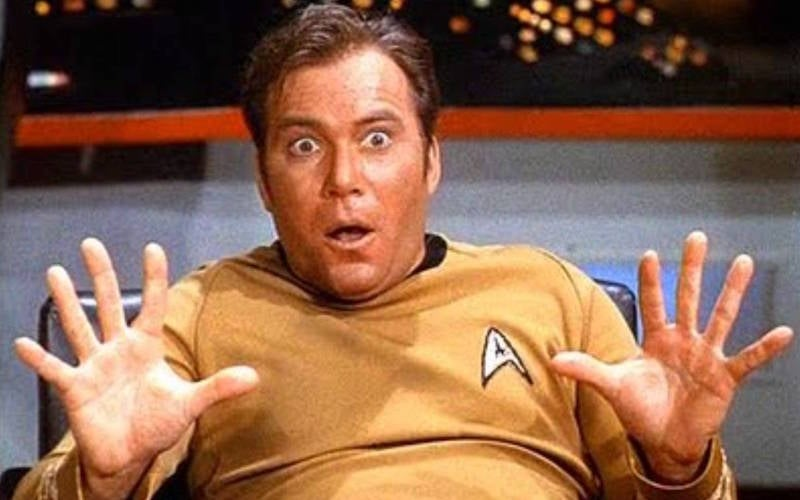 Why Didn't Gene Roddenberry Get To Make The 'Kirk Fights Jesus' Star Trek Movie We All Deserved?
