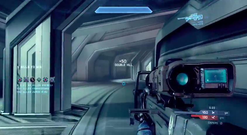 A Halo Snipe Shot That Is Completely Nuts