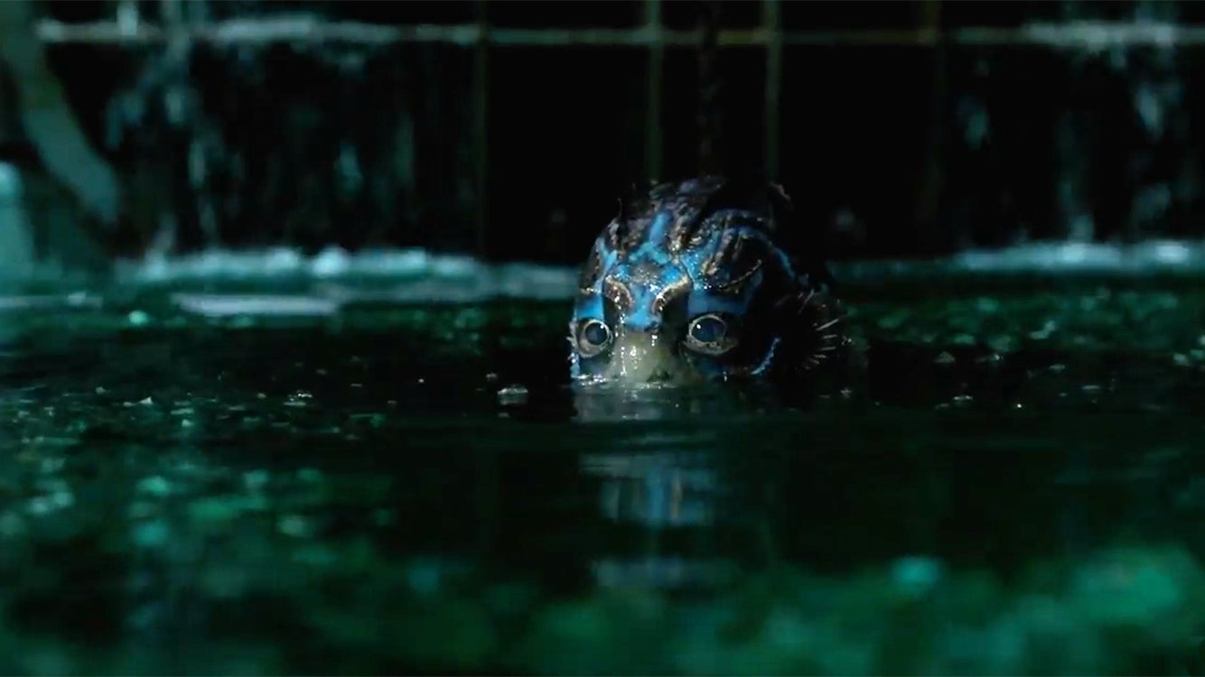 Guillermo Del Toro Spent Years Making Sure The Shape Of Water's Fish Monster Had A Sexy Butt