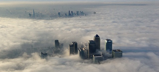 9 Incredible Aerial Pics Of London, Seen From A Police Helicopter