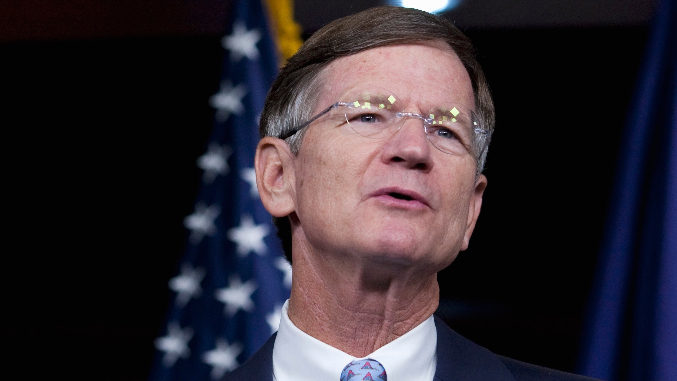 These Climate Scientists Think US House Science Chair Lamar Smith Has No Idea What He's Talking About