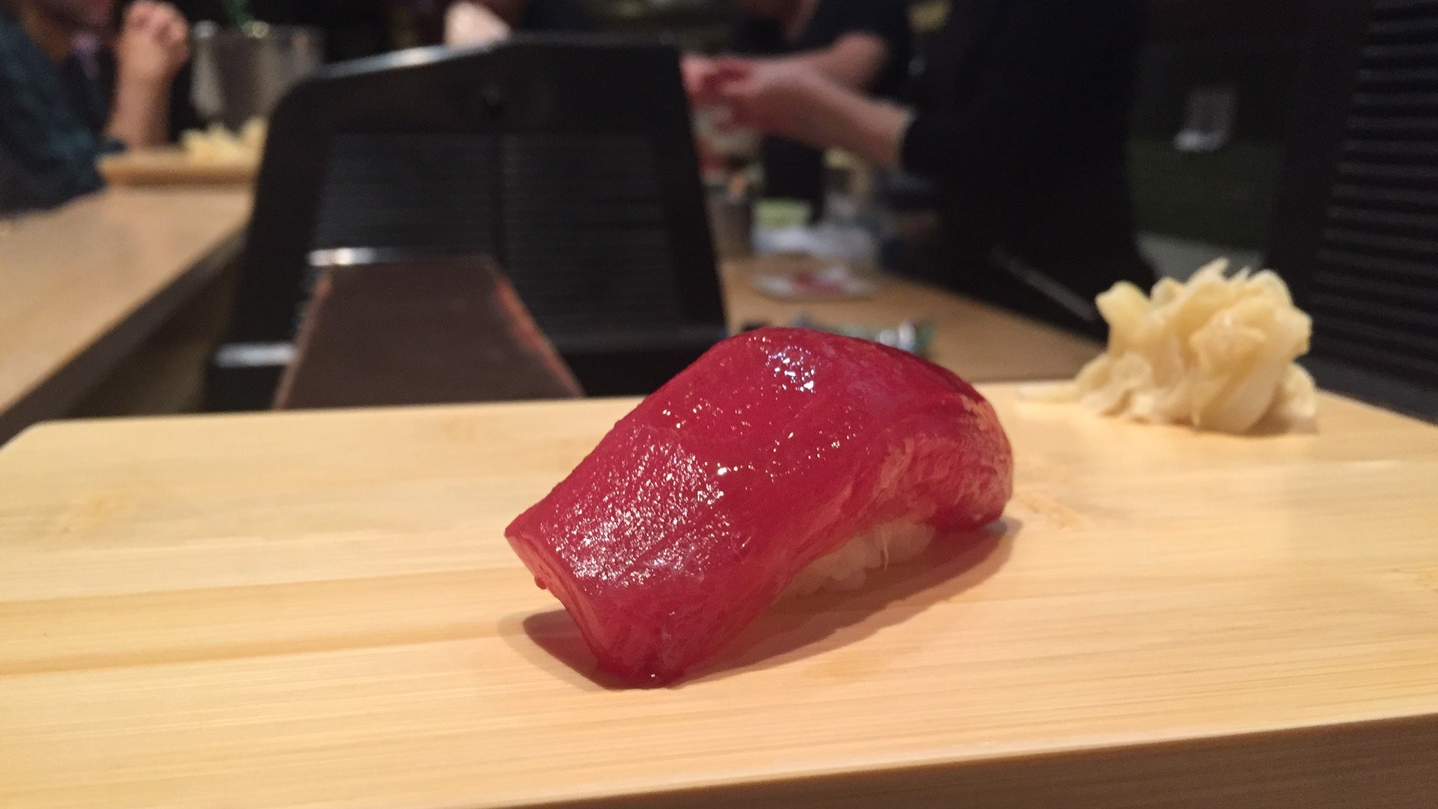 Media Goes Wild After One Guy Gets Sick From Sushi