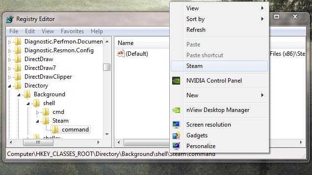 Add Any Application to the Windows Context Menu