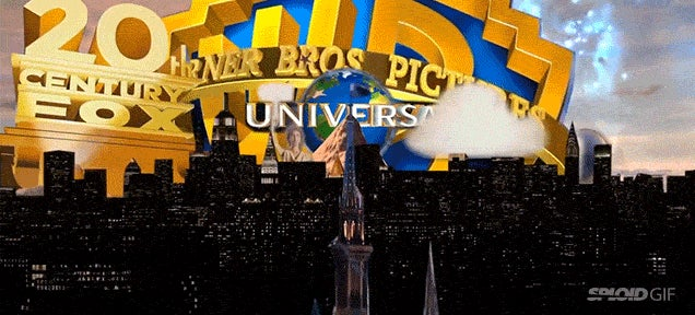Funny video combines all the major movie studio intro sequences into one