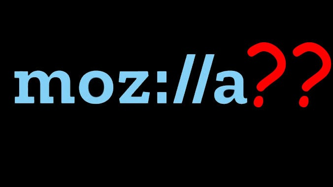 What The Hell Happened To Mozilla And Firefox?