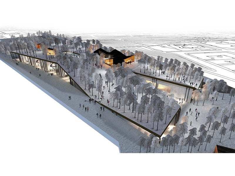 How 15 Anonymous Architects Envision the World's Next Great Museum