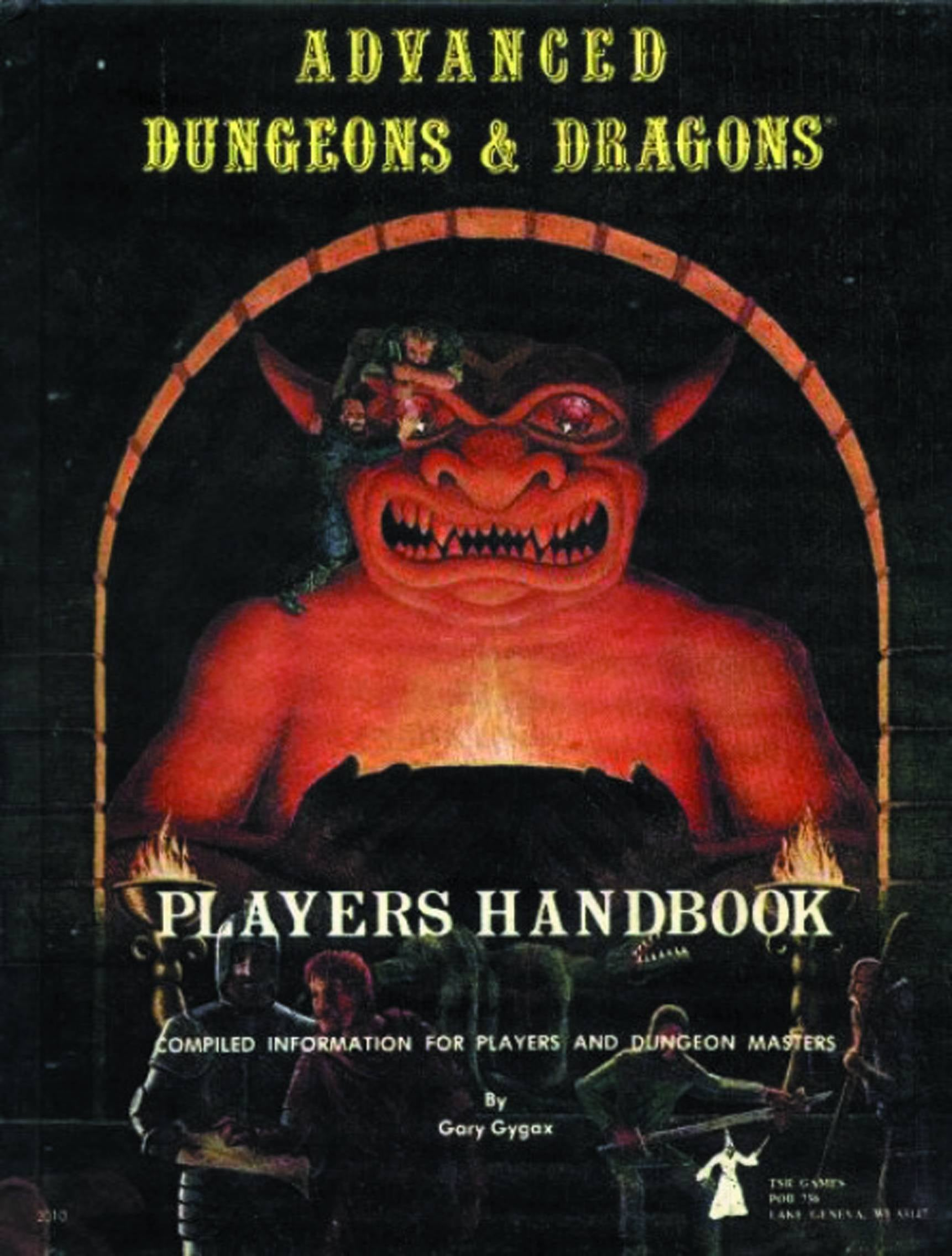 David A. Trampier, Iconic Artist of Early D&D, Passed Away This Week