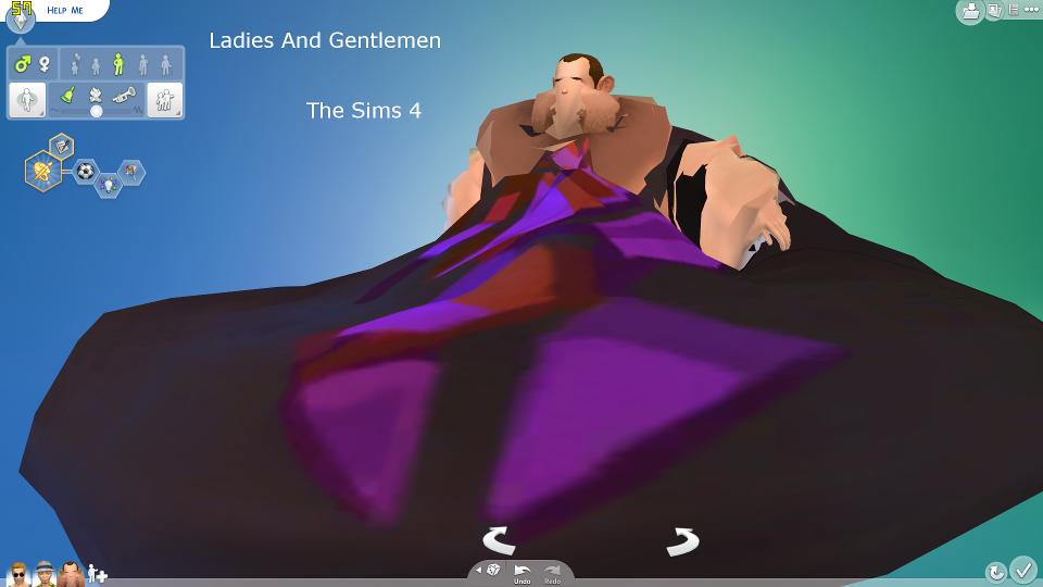 Sims 4 моды на Персонажей