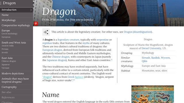 WikiWand Overhauls Wikipedia, Makes It Easier to Browse