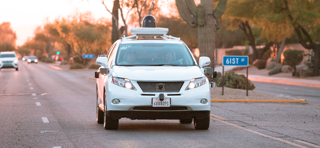 Google's Self-Driving Cars Will Explore the Desert Roads of Arizona