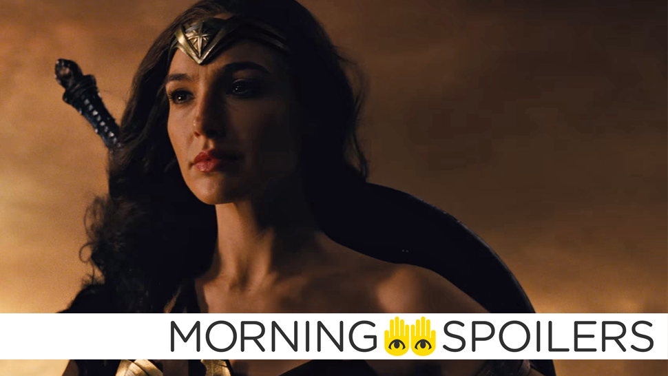 A FewWonder WomanFavourites Will Return For Justice League
