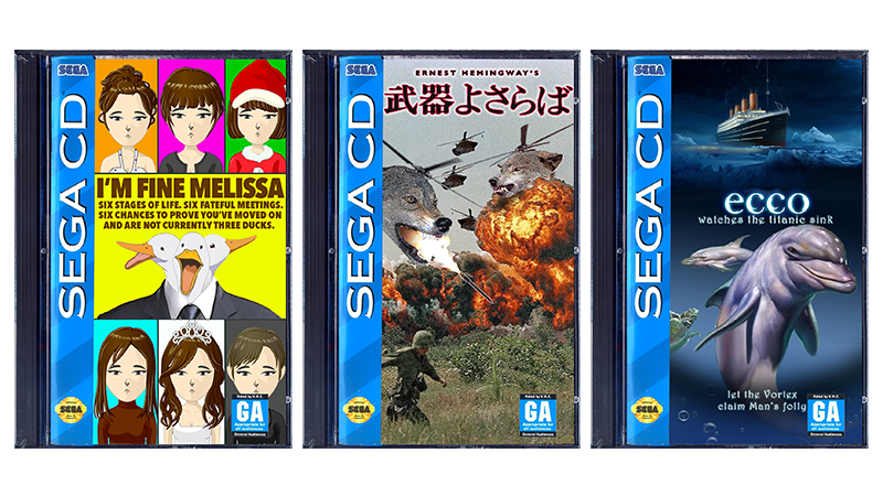 The Fake Sega CD Exclusives We Never Knew We Needed