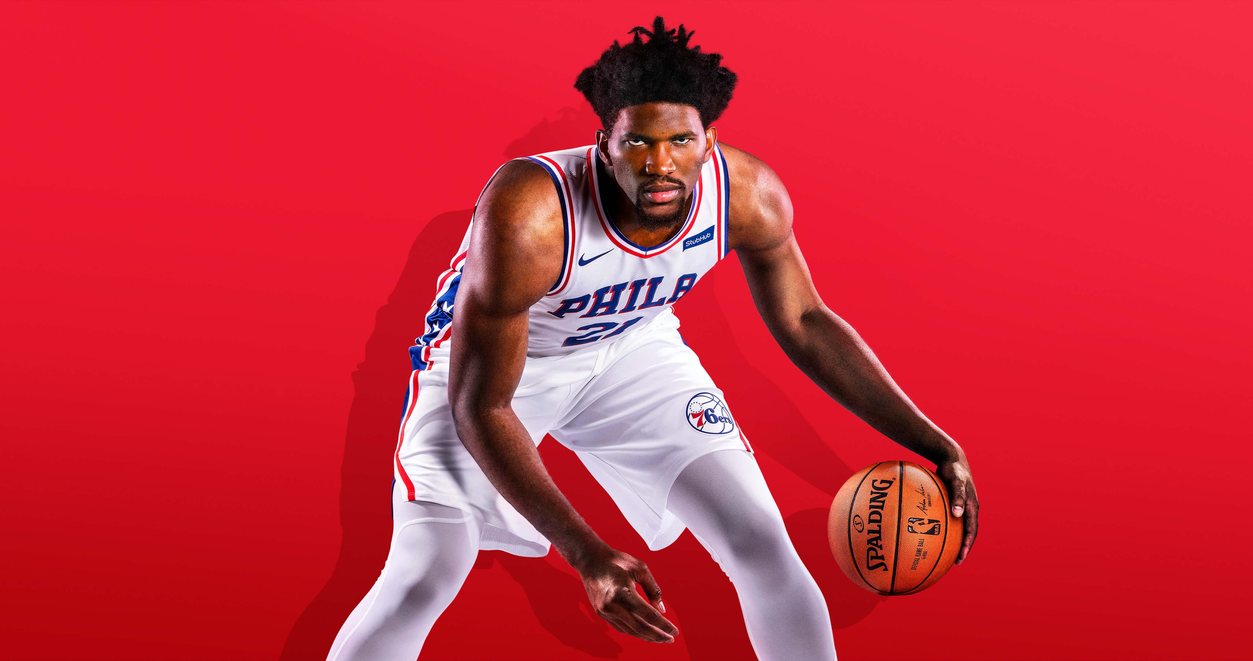 Looks Like EA's NBA Live Is Being Weird Again