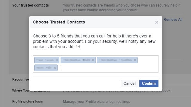 How to Make Sure You Never Get Locked Out of Your Facebook Account