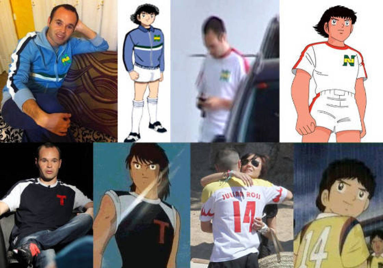 The Soccer Anime That Andrés Iniesta Loves