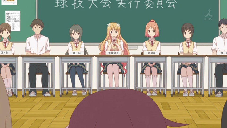 Sakura Trick is My Favourite Anime of the Winter Season